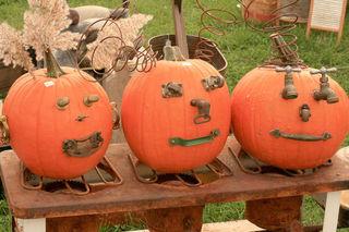 Crazy pumpkins