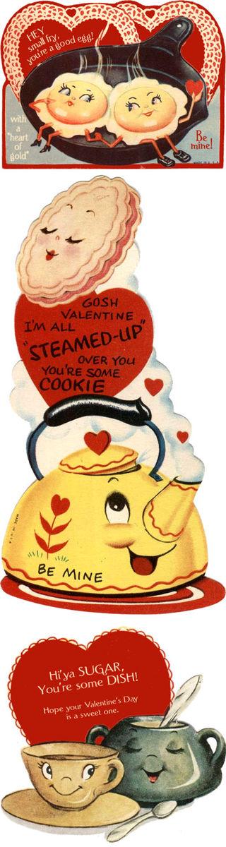 Valentinefood